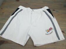 """Vintage white badminton/leisure  shorts, size 30"""" waist"""