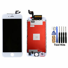 Apple iPhone 6S White LCD OEM Screen and Digitizer Assembly With Frame