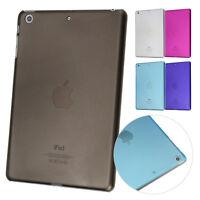 Ultra Slim Case iPad mini 2 3 Matt Clear Schutz Hülle Skin Cover Schale Folie