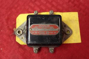 NEW OEM Hudson Regulator 1937-1949 (456)