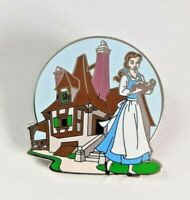 WDW New Fantasyland Beauty Beast Mystery Belle at Maurice's Cottage - Pin 94079