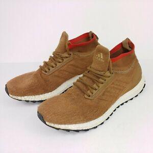 Adidas UltraBoost All Terrain Mens Size 9.5 Mid Running Raw Desert Brown CM8258
