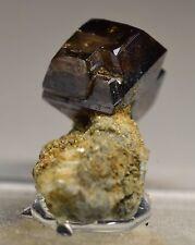 RARE unusually large ANATASE Crystal, Rte 55, Near Richmond, QUEBEC, CANADA