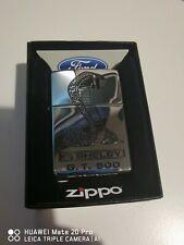 Genuine Unused Zippo Lighter ~ Shelby GT 500