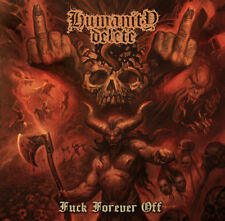 HUMANITY DELETE - Fuck Forever Off - CD - DEATH METAL