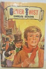 Vintage Book: Hardcover Oliver Twist by Charles Dickens Dean & Son