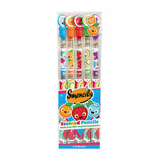 Smencils® Scented Pencils - 5 Pc. - Stationery - 5 Pieces