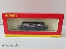 Hornby R6491 OO Gauge 5 Plank Wagon THOMAS LANT (INV09)