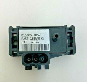 DELPHI 12569241  NEW Manifold Absolute Pressure Sensor BUICK,CHEVROLET,GEO,GMC