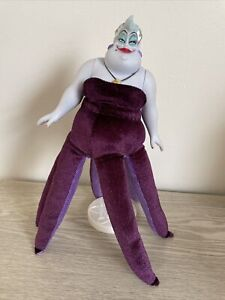 """Disney Store Exclusive Little Mermaid Ursula Doll Classic Doll Collection 11"""""""