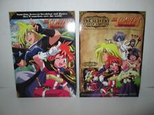 The Slayers Revolution Anime Promo Card 5x7 Inches