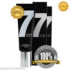 7 Second Eye Lift 2 pack - Under Eye Cream - Best Eye Cream - Eye Lift Cream