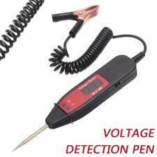 Car LCD Electric 5-36V Voltage Test Pen Probe Detector Tester LED Light CE