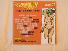 Pshycosonic 27 - 14 tracks Gamma Ray Moonspell Rasmus + more heavy metal rock