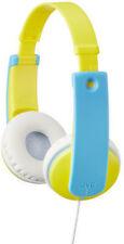 JVC HAKD7Y Kids Tinyphones Volume Limit Yellow/Blue - Electronics