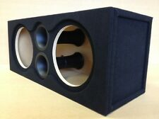 """Ported / Vented Subwoofer Box Sub Enclosure for (2 12"""") Alpine Type R SWR Subs"""