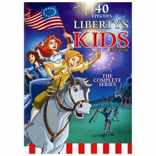 Liberty's Kids - The Complete Series - Used only first disc once by an adult