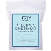 Minera® Dead Sea Salt 5lbs - Fine Grain