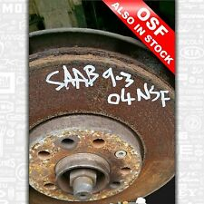 - SAAB 9-3 2004 Off Right Side Front Stub Axle