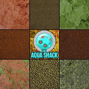 Marine Fish Food - Flakes Pellets Granules Floating Sinking Reef Coral Brine