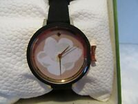 Kate Spade New York Park Row Floral Silicone Watch KSW1417 NIB 55% OFF