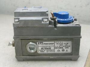 ITT General Controls B57RA68E MIDGITROL Combination Gas Valve 24V