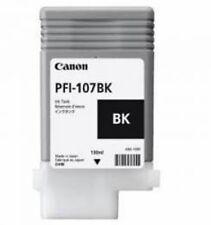 Original Tinte Canon iPF680 iPF685 iPF780 iPF785 / PFI-107BK Black Cartridge