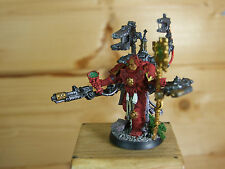 CLASSIC METAL SPACE MARINE TECHMARINE IN SERVO HARNESS PAINTED (199)