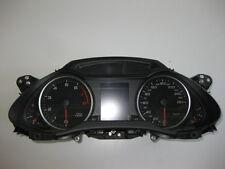 Audi a4 8k tfsi FSI fis + AMF acc velocímetro cluster combi instrumento 8k0920930g t95