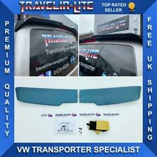 VW T5 Barn Twin Door Rear Spoiler Plastic / Primed Great Quality Transporter