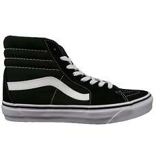 7f2590b1970 VANS Sk8 Hi Black White Suede Mens Trainers - Vd5ib8c UK 10