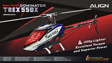 ALIGN RH55E18XW T-REX 550X Super Combo 4896g