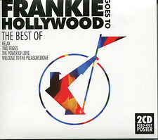 THE BEST OF FRANKIE GOES TO HOLLYWOOD - 2 CD BOX SET - RELAX, TWO TRIBES & MORE