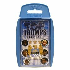 Top Trumps - Manchester City FC (2010)