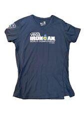 New Women's Size Medium 2019 Vegas Ironman World Championships Finisher Tshirt