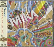 MIKA-LIFE IN CARTOON MOTION-JAPAN SHM-CD D50