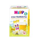 3 x HIPP Organic Baby Infant Tea - First Baby Tea - 45 bags - Sugar Free