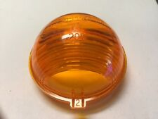 TRUCK LITE 99005Y Replacement Lens - Model 20 M/C Lamps YELLOW (Amber)