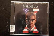 Music From The Motion Picture Soundtrack Malcom X - Denzel  (REF BOX C48)