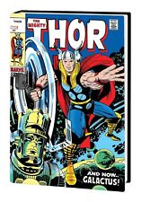 MIGHTY THOR OMNIBUS VOL #3 HARDCOVER Marvel Comics JACK KIRBY VARIANT COVER HC