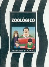 NEW Zoologico by Browne Anthony