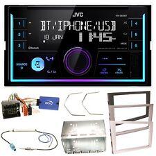 JVC KW-X830BT Bluetooth USB Einbauset für Opel Vectra Meriva Signum Corsa