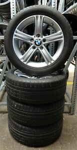 4 Orig BMW Sommerräder Styling 393 225/50 R17 94W 3er F30 F31 4er F32 F33 F36 67
