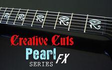 Eye Of Horus Kirk Hammett ESP KH MOP Vinyl Inlay Sticker Decal for ANY GUITAR