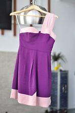 Sretsis one shoulder mini dress size 2 US