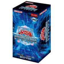 """Yugioh Cards """"Link Vrains Pack"""" Booster Box (15 Pack / 150 cards) / Korean Ver"""