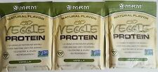 MRM Veggie All Natural Protein Powder - Vanilla - 3 packs