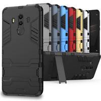 Coque Pour portable Pour Huawei Mate 10 Pro Plastique Protection Bumper TPU Étui
