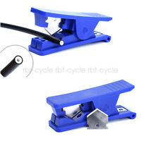 MTB Bike Cycling Hydraulic Disc Brake Gear Hose Cable Plier Cutter w/ 2 Blade