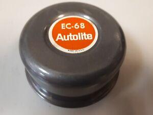 FORD EDSEL FORD TRUCK 1952 - 1963 OIL FILLER CAP MOTORCRAFT EC-68 Autolite 6 cyl